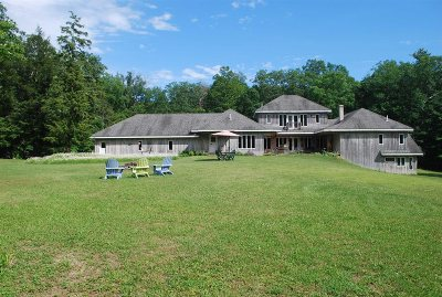Rhinebeck Single Family Home For Sale: 261 Zipfeldburg Rd