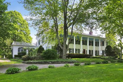 Stanford Single Family Home For Sale: 1709 Bulls Head Rd