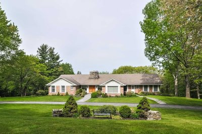 Pawling Single Family Home For Sale: 527 North Quaker Hill
