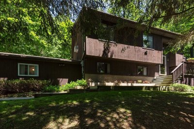 East Fishkill Single Family Home For Sale: 70 Old Sylvan Lake Rd