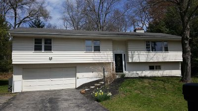 Poughkeepsie Twp Single Family Home For Sale: 5 Club Way