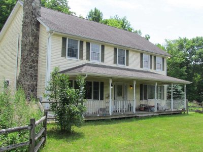 Amenia Single Family Home For Sale: 449 Old Route 22