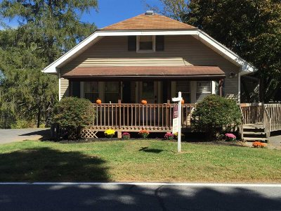 Esopus Single Family Home For Sale: 117 Union Center Rd