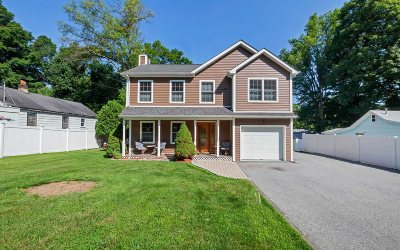 Fishkill Single Family Home For Sale: 11 Garden Place