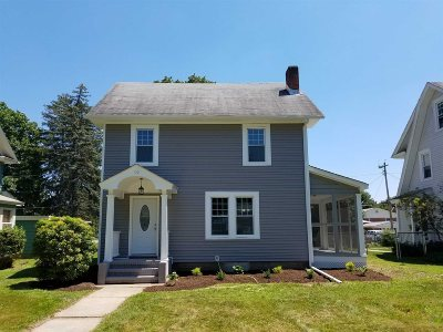 Poughkeepsie City Single Family Home Price Change: 29 Mitchell Ave