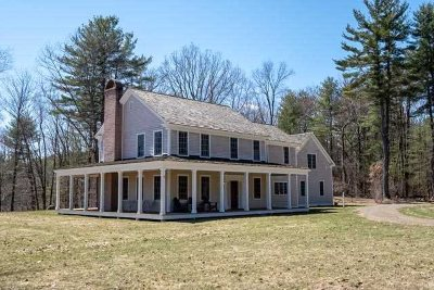 Columbia County, Dutchess County, Orange County, Putnam County, Ulster County, Westchester County Single Family Home For Sale: 1040 County Route 13