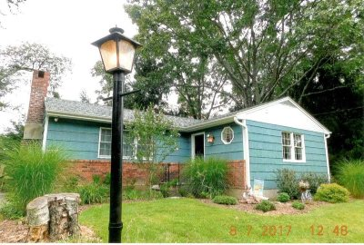 Copake Single Family Home For Sale: 1145 Lake View (Lot 536) Road