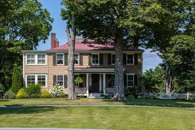 Red Hook Multi Family Home For Sale: 8021 Albany Post Road