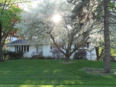 Poughkeepsie Twp Single Family Home For Sale: 65 Round Hill Rd