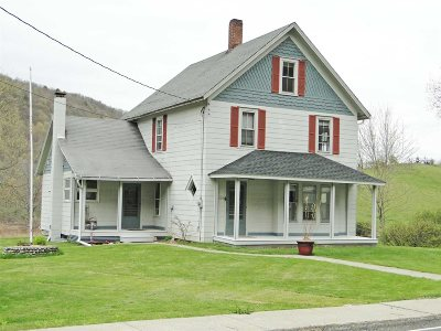 Amenia Single Family Home For Sale: 303 Old Route 22