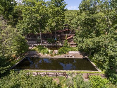 Gardiner Single Family Home For Sale: Camp Ridge Rd