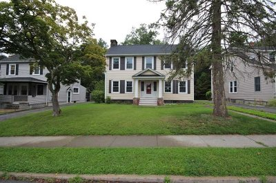 Poughkeepsie City Single Family Home For Sale: 15 N Randolph Ave