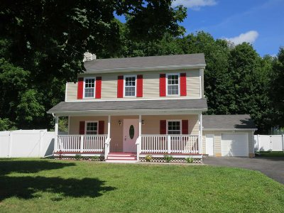 East Fishkill Single Family Home New: 1492 Route 82