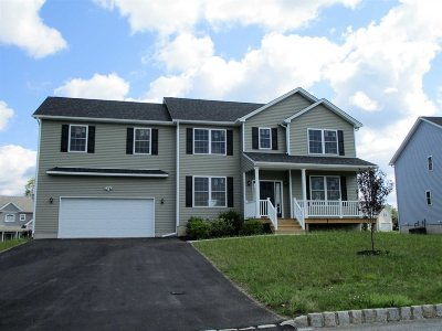 Poughkeepsie Twp Single Family Home Continue Showing: 90 Stratford Lot 34