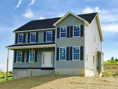 Poughkeepsie Twp Single Family Home New: Stratford Lot 121