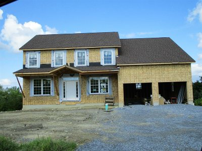 Poughkeepsie Twp Single Family Home New: 144 Stratford Lot 8