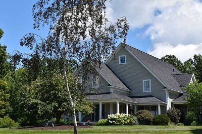 Rhinebeck Single Family Home New: 120 Pells Rd.