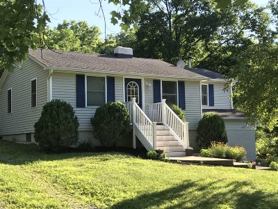 Poughkeepsie Twp Single Family Home New: 12 Cooper Rd