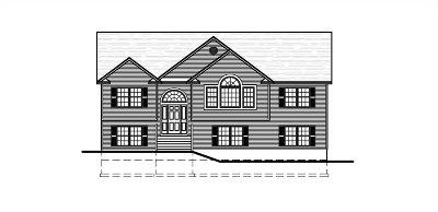 Poughkeepsie Twp Single Family Home New: Van Wagner Lot 3 Rd