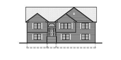 Poughkeepsie Twp Single Family Home New: Van Wagner Lot 5 Rd