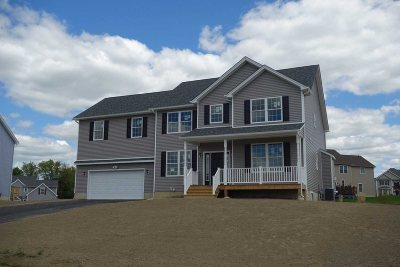 Poughkeepsie Twp Single Family Home For Sale: Stratford Lot 7 Dr