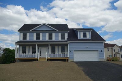 Poughkeepsie Twp Single Family Home For Sale: Stratford Lot 128