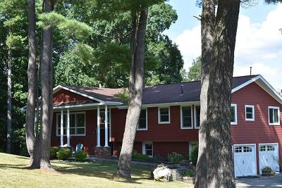 Milan Single Family Home For Sale: 242 Milan Hollow Rd.