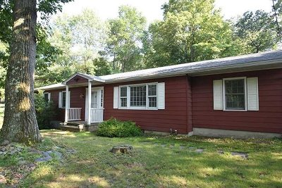 Rhinebeck NY Single Family Home For Sale: $299,000