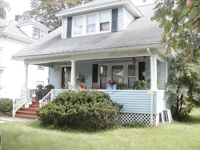 Poughkeepsie City Single Family Home For Sale: 44 S. Grand Ave.