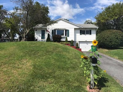 Wappinger Single Family Home Price Change: 18 Carroll Dr