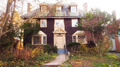 Poughkeepsie City Single Family Home For Sale: 39 Adriance Avenue