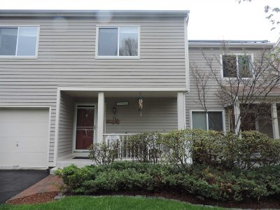 East Fishkill Condo/Townhouse For Sale: Meadow Way #52