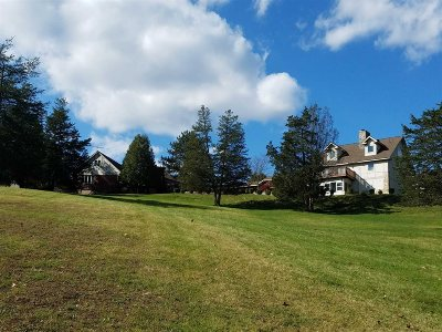 Rhinebeck NY Single Family Home For Sale: $3,903,000