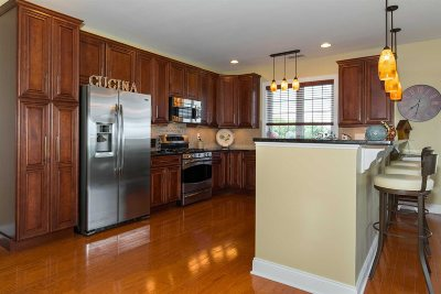 Fishkill Condo/Townhouse For Sale: 145 Regency Dr