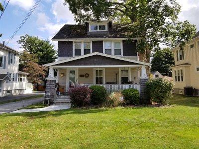 Poughkeepsie City Single Family Home For Sale: 4 N Randolph Ave