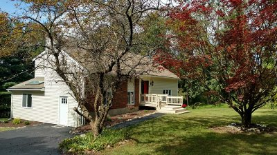 Pawling Single Family Home For Sale: 93 Mountain View Dr