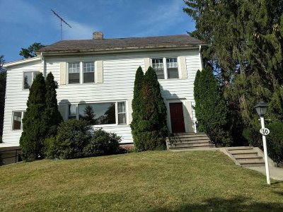 Poughkeepsie City Single Family Home For Sale: 10 Dwight St