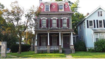 Poughkeepsie City Single Family Home For Sale: 341 Church St