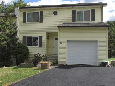 Wappinger Condo/Townhouse For Sale: 53 Fieldstone Loop