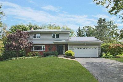La Grange Single Family Home Price Change: 50 Hillview Dr