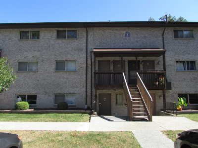 Poughkeepsie Twp Condo/Townhouse For Sale: 26 Cooper Rd #509