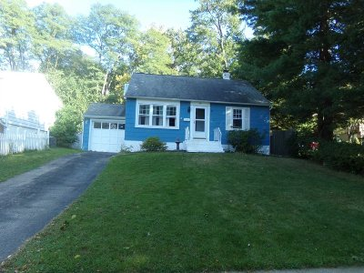 Poughkeepsie Twp Single Family Home Price Change: 39 Kingston