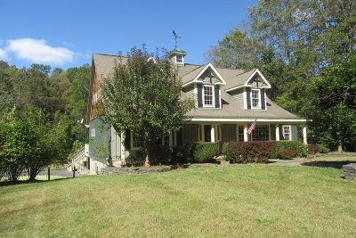 Stanford Single Family Home For Sale: 189 Hunns Lake Rd