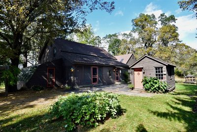 Red Hook Single Family Home Continue Showing: 918 River Road