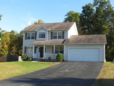 Poughkeepsie Twp Single Family Home Continue Showing: 129 Autumn Dr