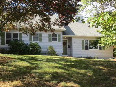 Poughkeepsie City Single Family Home For Sale: 58 Mitchell Ave
