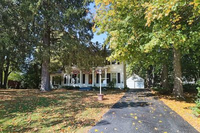Pleasant Valley Single Family Home For Sale: 35 Cottage St