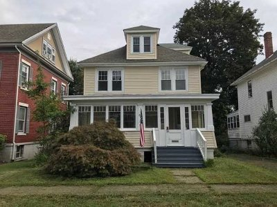 Poughkeepsie City Single Family Home For Sale: 39 S Randolph Ave