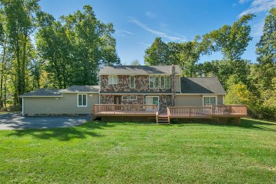 Fishkill Single Family Home New: 263 Baxtertown Rd