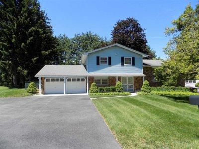 Poughkeepsie Twp Single Family Home For Sale: 14 Saddle Rock Dr.